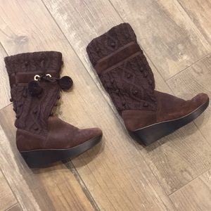 Report Sweater boot